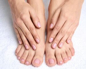 manucure forfait mains-pied
