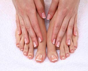 manucure forfait mains-pieds